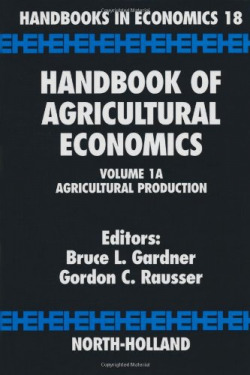 handbook of agricultural economics volume 1A