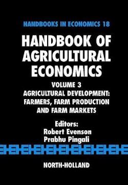 handbook of agricultural economics VOLUME 3