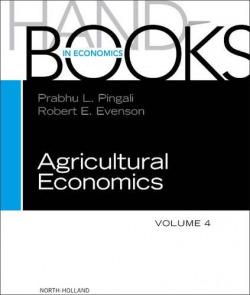 handbook of agricultural economics VOLUME 4