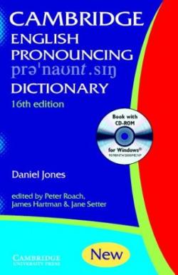 ANT/ENG.PRONOUNCING DICTIONARY (+CD) T.BLANDA (16A.ED)