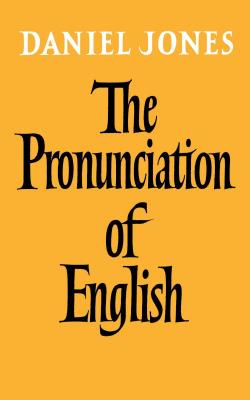 PRONUNCIATION OF ENGLISH.