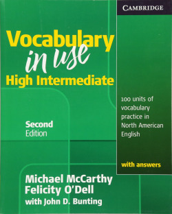 Vocabulary in Use High Intermediate Student's Book with Answers 2nd Edition