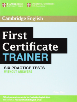 TRAINER PRACTICE TEST.(-KEY).(FIRST CERTIFICATE)