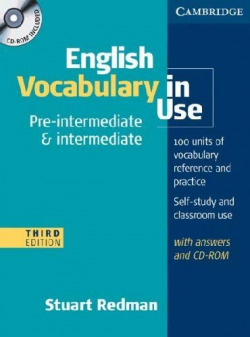 ENG.VOCABULARY IN USE:PRE-INTER.(+CD/KEY)