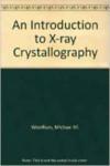 INTRO X-RAY CRYSTALLOGRAPHY 2ED HB