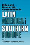 ELITES AND DEMOCRATIC LATIN AMERICA PB