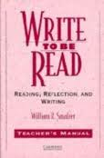 WRITE TO BE READ.TCHS