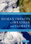 HUMAN IMPACT ON WEATHER CLIMATE 2ED PB