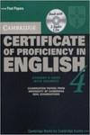 4.(ST).CAMBRIDGE CERTIFICATE PROFICIENCY IN ENGLISH