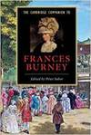 CAMB COMPANION FRANCES BURNEY PB