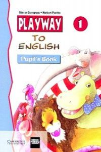 ANT/PLAYWAY TO ENGLISH 1.ST-PRIMARIA-