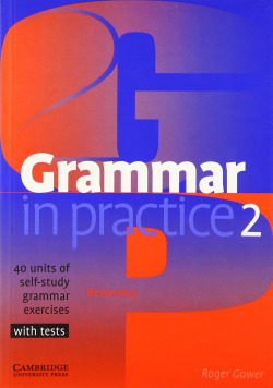 GRAMMAR IN PRACTICE 2.(WITH TESTS)