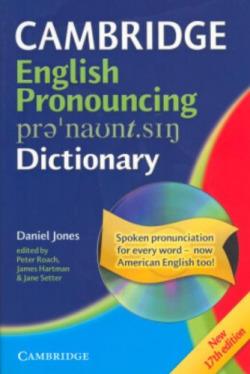 CAMB.ENG.PRONOUNCING DICTIONARY.(+CD).(T.BLANDA)/17.ED