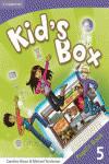 ANT/(09).K ID'S BOX 5O.PRIM.(PUPIL'S BOOK)
