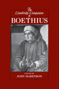CAMBRIDGE COMPANION TO BOETHIUS, THE.