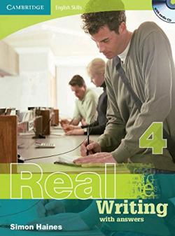 REAL WRITING 4.(ST+KEY+CD) (CAMBRIDGE ENGLISH SKILLS)