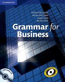 GRAMMAR FOR BUSINESS (+CD)