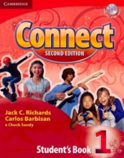 Connect 1 Student's Book with Self-study Audio CD 2nd Edition