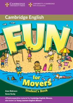 ANT/(10).FUN FOR MOVERS (STUDENT´S) 2ª.ED.