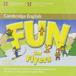 (AUDIO CD).FUN FOR FLYERS.(2 CD'S)