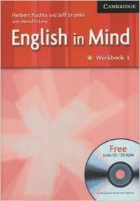 (ED.INT).(04).ENGLISH IN MIND 1.(WORKBOOK+CD) (ED.INGLESA)