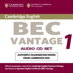 (CD).CAMBRIDGE BEC VANTAGE (CD) (2)