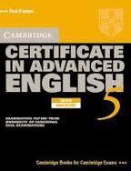 5.ST+KEY/CAMB.CERTIFICATE ADVANCED ENGLISH
