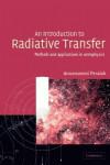 Introduction radiative transfer