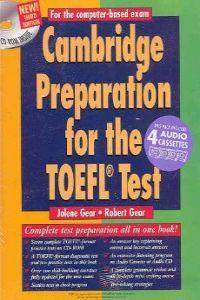 CAMB.PREPARATION TOEFL.(3ª.ED) (ST+CD+K7) CAMTEX