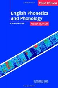 ANT/ENG.PHONETICS AND PHONOLOGY.(ST)