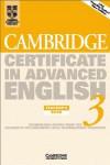 (3.TCHS).CAMB.CERTIFICATE ADVANCED ENGLISH (TEACHERS BOOK)