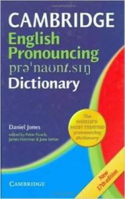 CAMB.ENG.PRONOUNCING DICTIONARY.(T.DURA)/17.ED