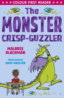 Monster crisp guzzler