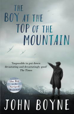 The boy at the top of the mountain