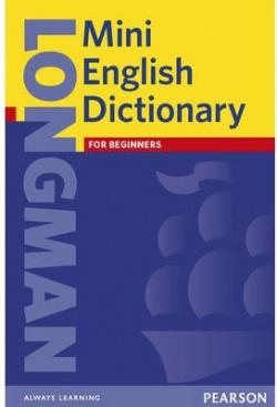 002 LONGMAN MINI ENGLISH DICTIONARY FOR BEGINNERS