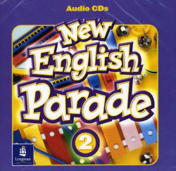 (CLASS CD).NEW ENGLISH PARADE 2 (CLASS CD)