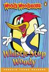 Woody woodpecker whistle stop woody