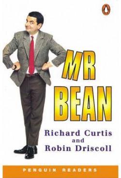 Mr bean book y audio cd *** penguin readers 2 ***