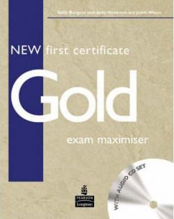 (06).NEW FIRST CERTIF. GOLD.(EXAM-KEY)(+CD)