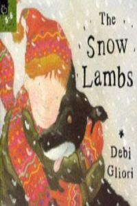Snow lambs