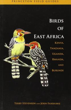 THE BIRDS OF EAST AFRICA:KENYA, TANZANIA, UGANDA, RWANDA, BURUNDI