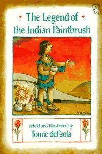 (depaola)/legend of the indian paintbrush.(penguin usa)