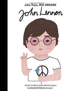 JOHN LENNON LITTLE PEOPLE BIG DREAMS