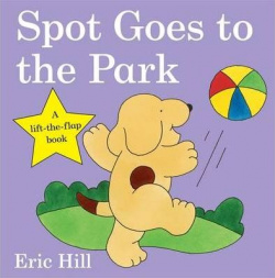 (hill).spot goes to park