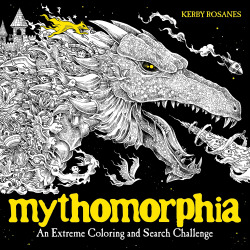 Mythomorphia:an extreme colouring and search challenge