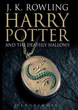 Harry potter and the deathly hallows -ingles-
