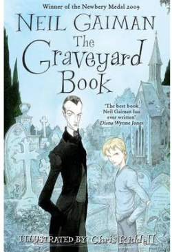 (gaiman).the graveyard book