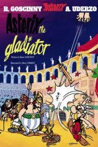 4.ASTERIX THE GLADIATOR (INGLES).RUSTICA