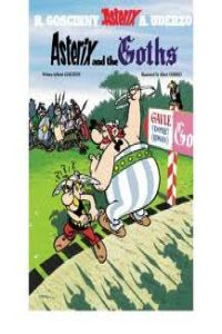 3.ASTERIX AND THE GOTHS (INGLES).RUSTICA