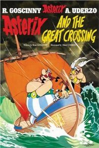 22.ASTERIX AND GREAT CROSSING (INGLES)
